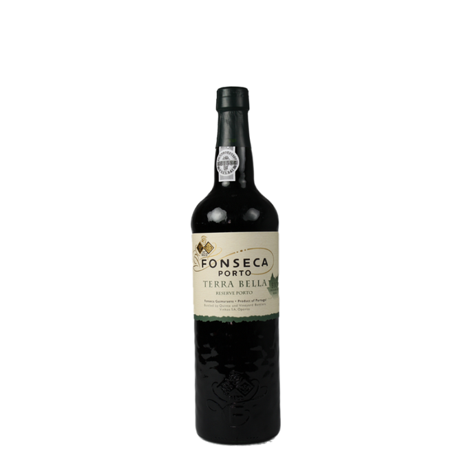Fonseca Porto Terra Bella Organic 750mL Type: Dessert & Fortified Wine Categories: 750mL, Port, Portugal, quantity high enough for online, region_Portugal, size_750mL, subtype_Port. Buy today at Wine and Liquor Mart Poughkeepsie
