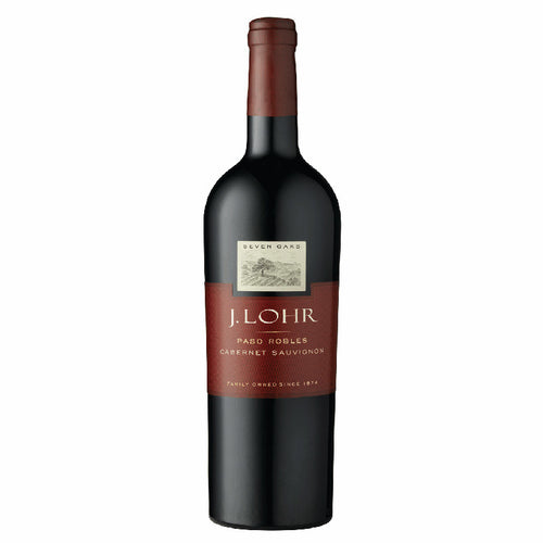 J. Lohr Seven Oaks Cabernet Sauvignon Red Wine - 750mL Type: Red Categories: 750mL, Cabernet Sauvignon, California, quantity high enough for online, region_California, size_750mL, subtype_Cabernet Sauvignon. Buy today at Wine and Liquor Mart Poughkeepsie