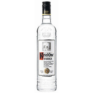 Ketel One - Imported Vodka 750mL Type: Liquor Categories: 750mL, quantity high enough for online, size_750mL, subtype_Vodka, Vodka. Buy today at Wine and Liquor Mart Poughkeepsie