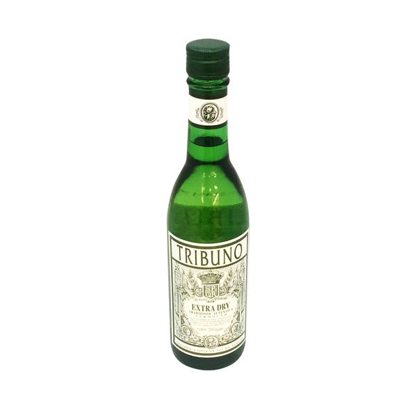 Tribuno Extra Dry 375mL Type: Liquor Categories: 375mL, Flavored, quantity high enough for online, size_375mL, subtype_Flavored, subtype_Vermouth, Vermouth. Buy today at Wine and Liquor Mart Poughkeepsie