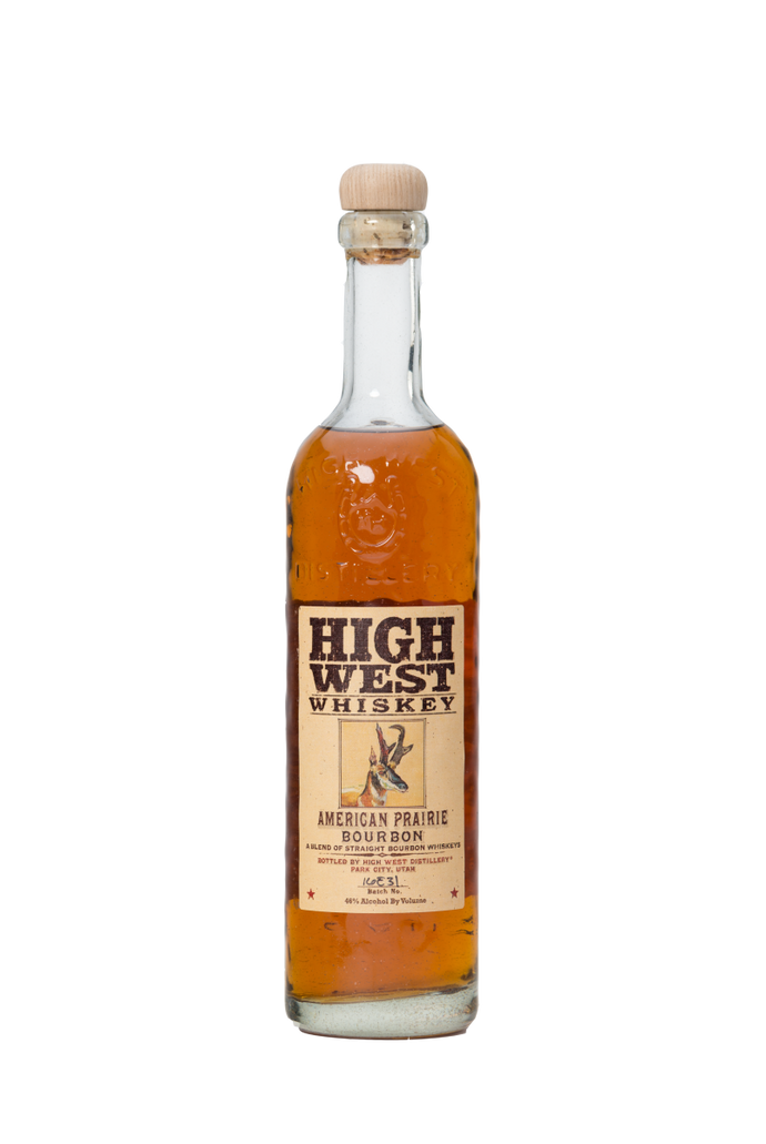 High West American Prairie Bourbon Whiskey - 750ml Bottle Type: Liquor Categories: 750mL, size_750mL, subtype_Whiskey, Whiskey. Buy today at Wine and Liquor Mart Poughkeepsie