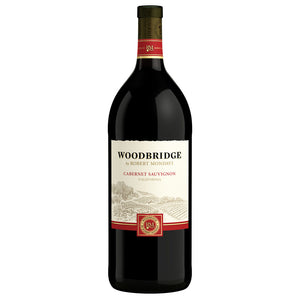 Woodbridge Cabernet Sauvignon 1.5L Type: Red Categories: 1.5L, Cabernet Sauvignon, California, quantity high enough for online, region_California, size_1.5L, subtype_Cabernet Sauvignon. Buy today at Wine and Liquor Mart Poughkeepsie