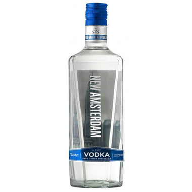 New Amsterdam Vodka 1.75L Type: Liquor Categories: 1.75L, quantity high enough for online, size_1.75L, subtype_Vodka, Vodka. Buy today at Wine and Liquor Mart Poughkeepsie