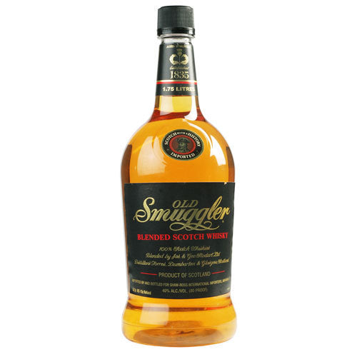 Old Smuggler Whisky 1.75 L Type: Liquor Categories: 1.75L, quantity high enough for online, Scotch, size_1.75L, subtype_Scotch, subtype_Whiskey, Whiskey. Buy today at Wine and Liquor Mart Poughkeepsie