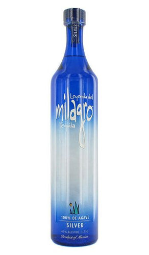 Milagro Tequila Silver 750mL Type: Liquor Categories: 750mL, size_750mL, subtype_Tequila, Tequila. Buy today at Wine and Liquor Mart Poughkeepsie