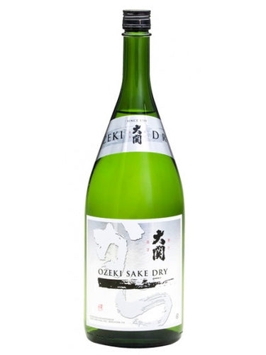 Ozeki Dry Sake 1.5L Type: Sake and Plum Categories: 1.5L, California, region_California, Sake and Plum Wine, size_1.5L, subtype_Sake and Plum Wine. Buy today at Wine and Liquor Mart Poughkeepsie