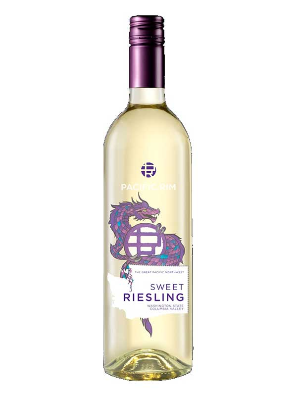 Pacific Rim Sweet Riesling 750mL Type: White Categories: 750mL, quantity high enough for online, region_Washington, Riesling, size_750mL, subtype_Riesling, Washington. Buy today at Wine and Liquor Mart Poughkeepsie