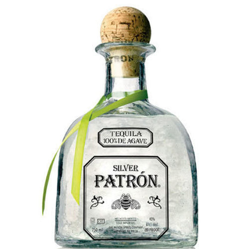 Patrón Silver Tequila - 750ml Bottle Type: Liquor Categories: 750mL, quantity high enough for online, size_750mL, subtype_Tequila, Tequila. Buy today at Wine and Liquor Mart Poughkeepsie