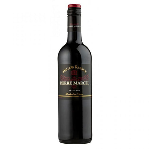Pierre Marcel Sweet Red 750mL Type: Red Categories: 750mL, France, quantity high enough for online, region_France, size_750mL, subtype_Sweet Red, Sweet Red. Buy today at Wine and Liquor Mart Poughkeepsie