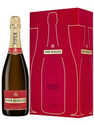 Piper Heidsieck Cuvee Brut Champagne Gift Set 750mL Type: Champagne & Sparkling Categories: 750mL, Champagne, France, gift set, region_France, size_750mL, subtype_Champagne, subtype_gift set. Buy today at Wine and Liquor Mart Poughkeepsie