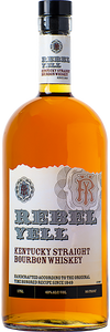 Rebel Yell Kentucky Straight Bourbon Whiskey 1.75L Type: Liquor Categories: 1.75L, Bourbon, quantity high enough for online, size_1.75L, subtype_Bourbon, subtype_Whiskey, Whiskey. Buy today at Wine and Liquor Mart Poughkeepsie