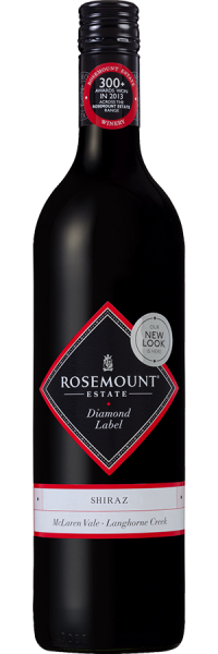 Rosemount Estate Shiraz 2017 750mL