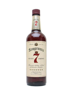 Seagrams 7 Crown 1 Ltr Type: Liquor Categories: 1L, quantity high enough for online, size_1L, subtype_Whiskey, Whiskey. Buy today at Wine and Liquor Mart Poughkeepsie