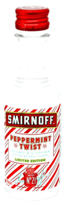 smirnoff peppermint 50mL Type: Liquor Categories: 50mL, Flavored, quantity high enough for online, size_50mL, subtype_Flavored, subtype_Vodka, Vodka. Buy today at Wine and Liquor Mart Poughkeepsie