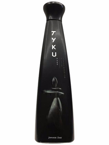 TYKU - Junmai Ginjo Sake 750mL Type: Sake and Plum Categories: 750mL, Sake and Plum Wine, size_750mL, subtype_Sake and Plum Wine. Buy today at Wine and Liquor Mart Poughkeepsie