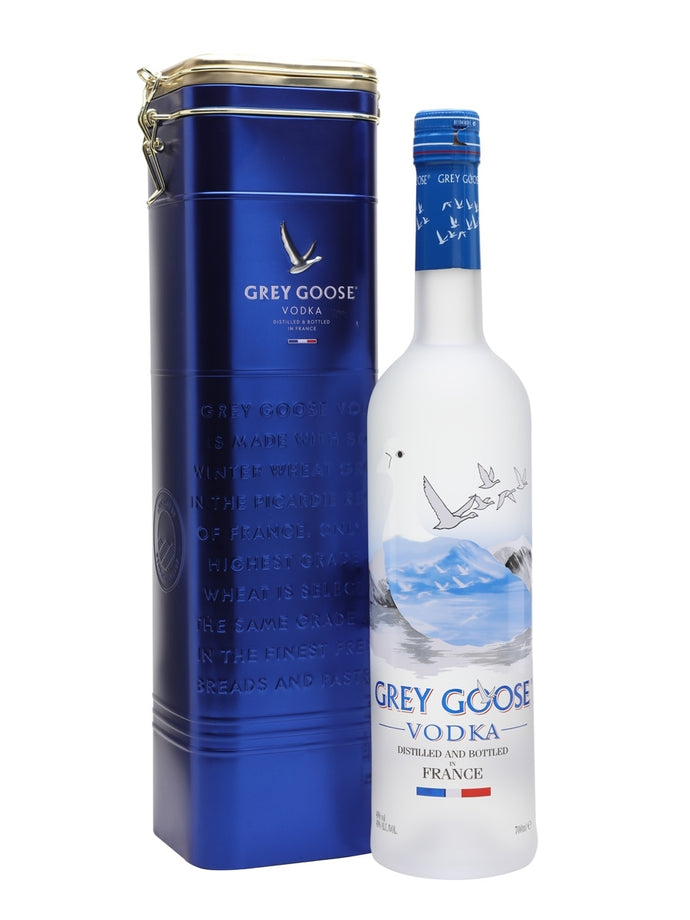 Grey Goose Imported Vodka 750 ml Type: Liquor Categories: 750mL, quantity high enough for online, size_750mL, subtype_Vodka, Vodka. Buy today at Wine and Liquor Mart Poughkeepsie