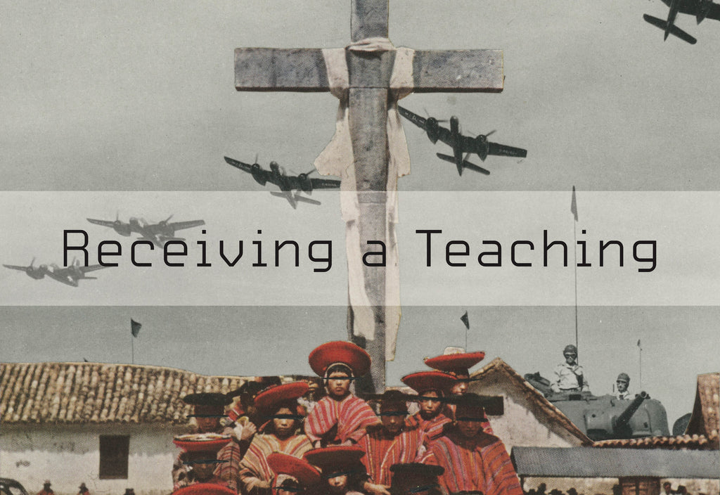 Receiving a Teaching