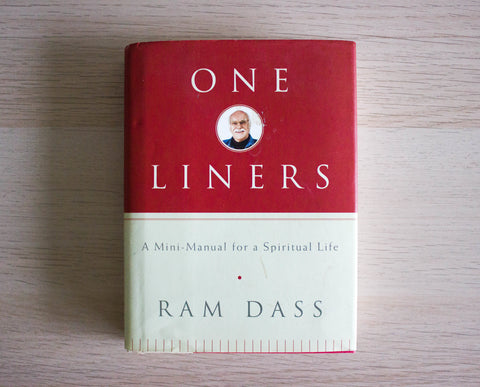 Ram Dass - One Liners [used copy]