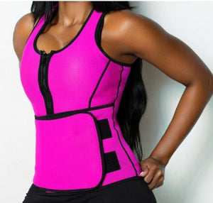 YourFashionFrenzy Sweat Sauna Vest