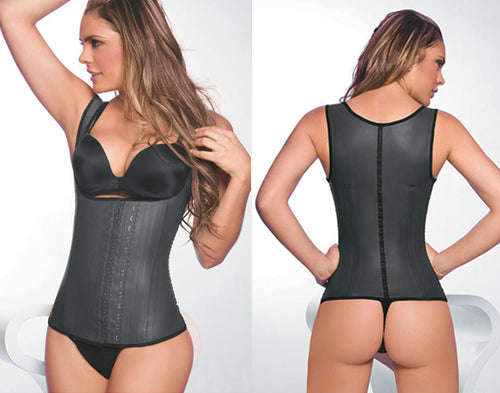Ann Chery 2027 Chaleco Waist Training Corset Girdle Full Vest