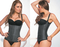 Ann Chery 2028 Waist Training Corset Girdle Full Vest (Adjustable Straps)