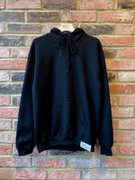 Relaxed Fit Hoodie - Black