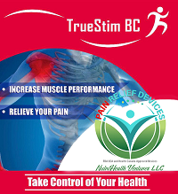 TrueStim BC Pain Relief Devices