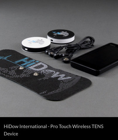 [HiDow ProTouch 6-12 Wireless] - Pain Relief Devices TrueStim BC