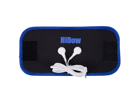HiDow Accubelt  Velcro Back Pad for Truestim/Hidow MultiStim  Electrotherapy Device -  TrueStim BC Pain Relief Devices