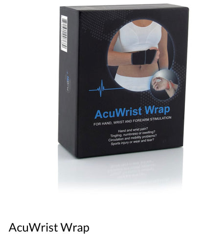 HiDow AcuWrist Wrap Accessory for TENS/EMS/Microcurrent Electrotherapy Devices -  TrueStim BC Pain Relief Devices