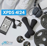 HiDow XPDS 4/24 Wired Electrotherapy Device Bundle with TENS/EMS/Microcurrent - SEO Optimizer Test