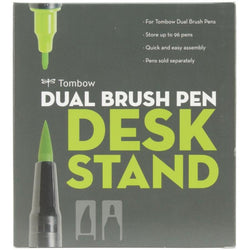Tombow Dual Brush Marker Desk Stand - Empty Holds 96 - aplusstorenz