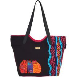 Laurel Burch Scoop Tote 19.5