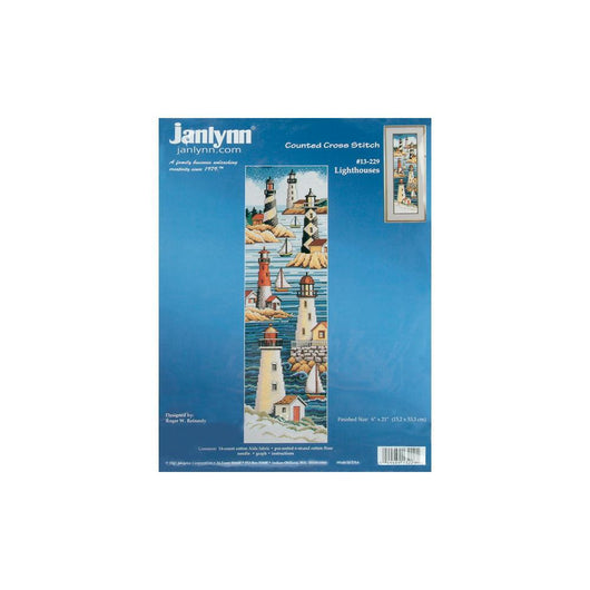 Janlynn Counted Cross Stitch Kit 6