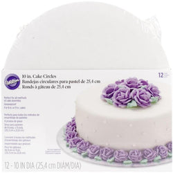 Wilton 10 inches Cake Circle Boards - aplusstorenz