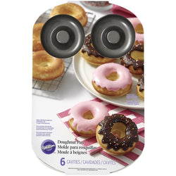 Bake Doughnut Pan 6 Cavity 12