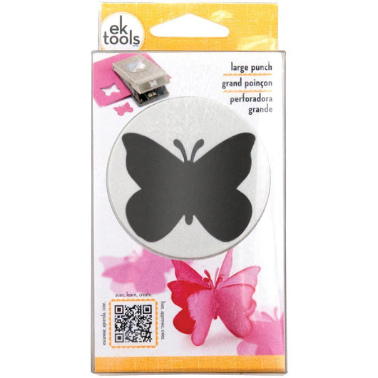 EK Large Punch Butterfly, 1.75