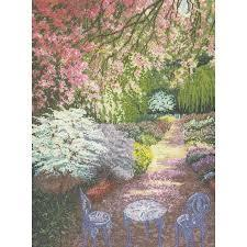 Cherry Blossoms Counted Cross Stitch Kit 16