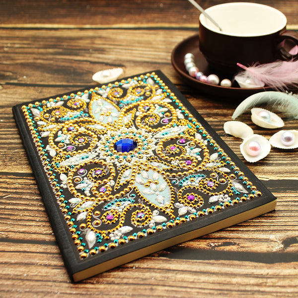 Broderie Diamant Carnet NoteBook