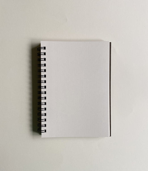 Plain Gray Notebook - Mairsoo