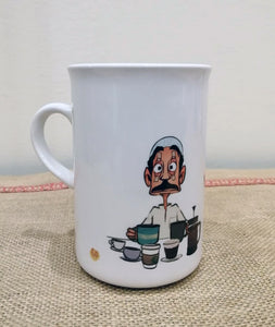 Slim Mug 10oz - Coffee Guy