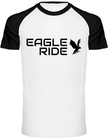 T-shirt Bicolore EAGLE RIDE