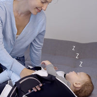 Cococho Baby Carrier - Taking off sleeping baby without waking