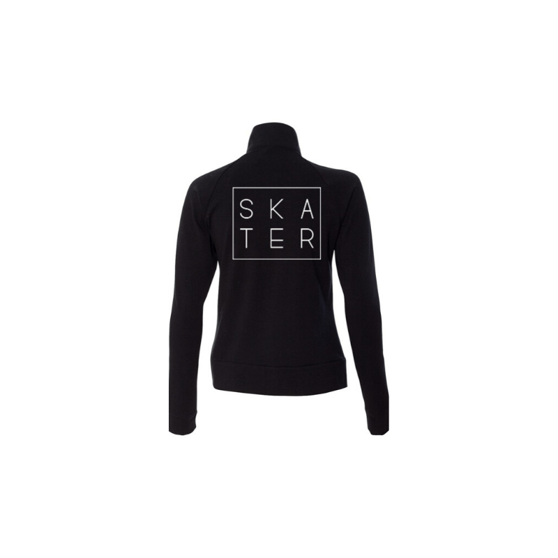 SKATER Women's Zip Up Practice Jacket