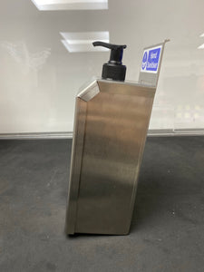 Hand Sanitiser Station - 1L Lockable