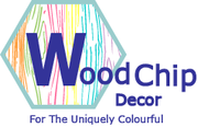 Wood Chip Decor