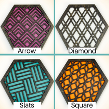 Load image into Gallery viewer, Design Your Own Trivets Black