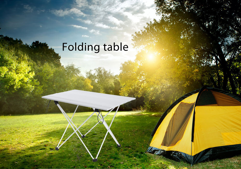 Foldable Camping/Hiking Desk for Outdoor Picnic Ultra-light