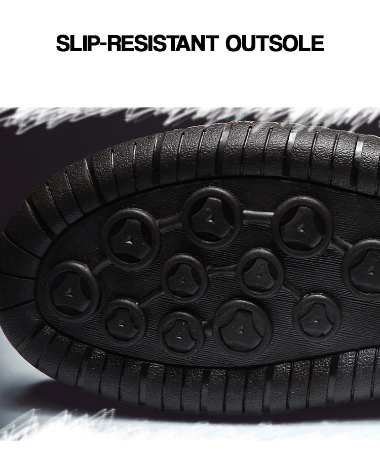2019 Non-slip Motorcycle Men Snow Boots [50 OFF TODAY]