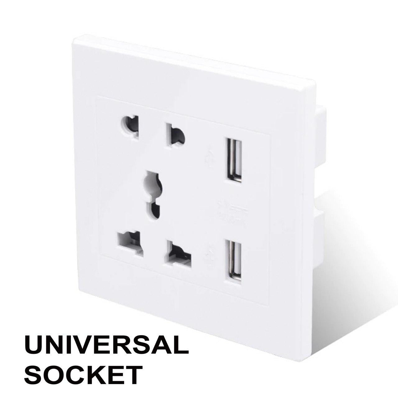 Weinflux - Plug socket with USB ports